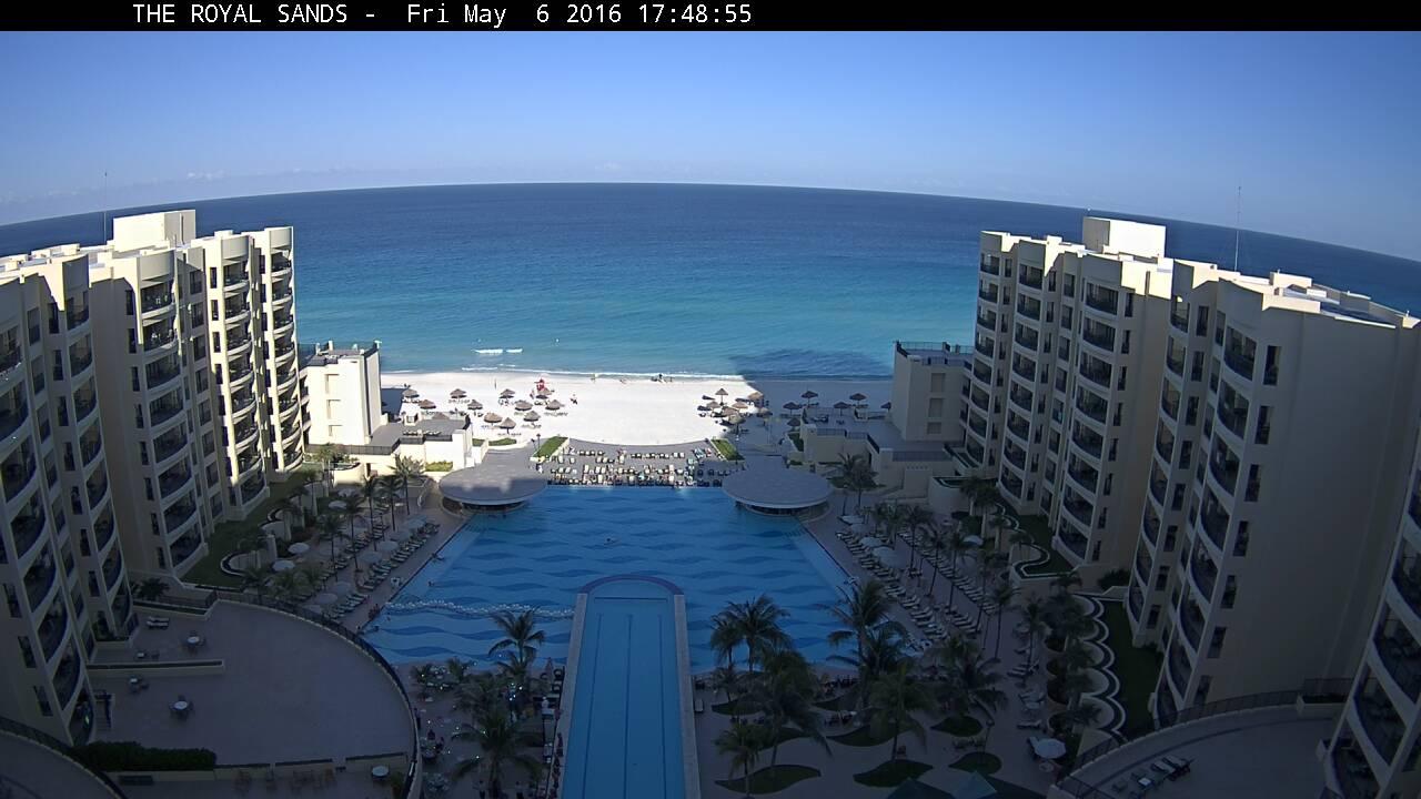 The Royal Sands Webcam - Royal Resorts
