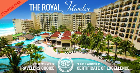 The Royal Islander - European Plan Resort in Hotel Zone Cancun