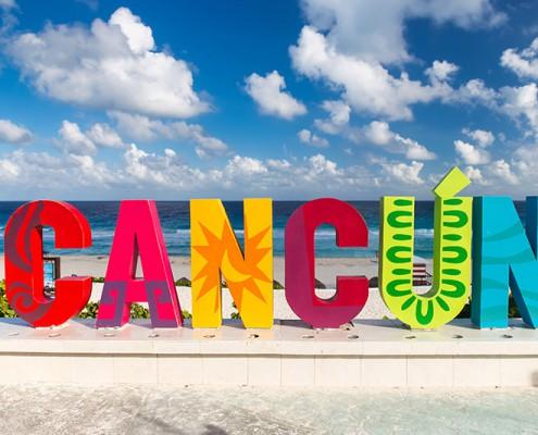 Playa Delfines, Cancun Quintana Roo, Mexico