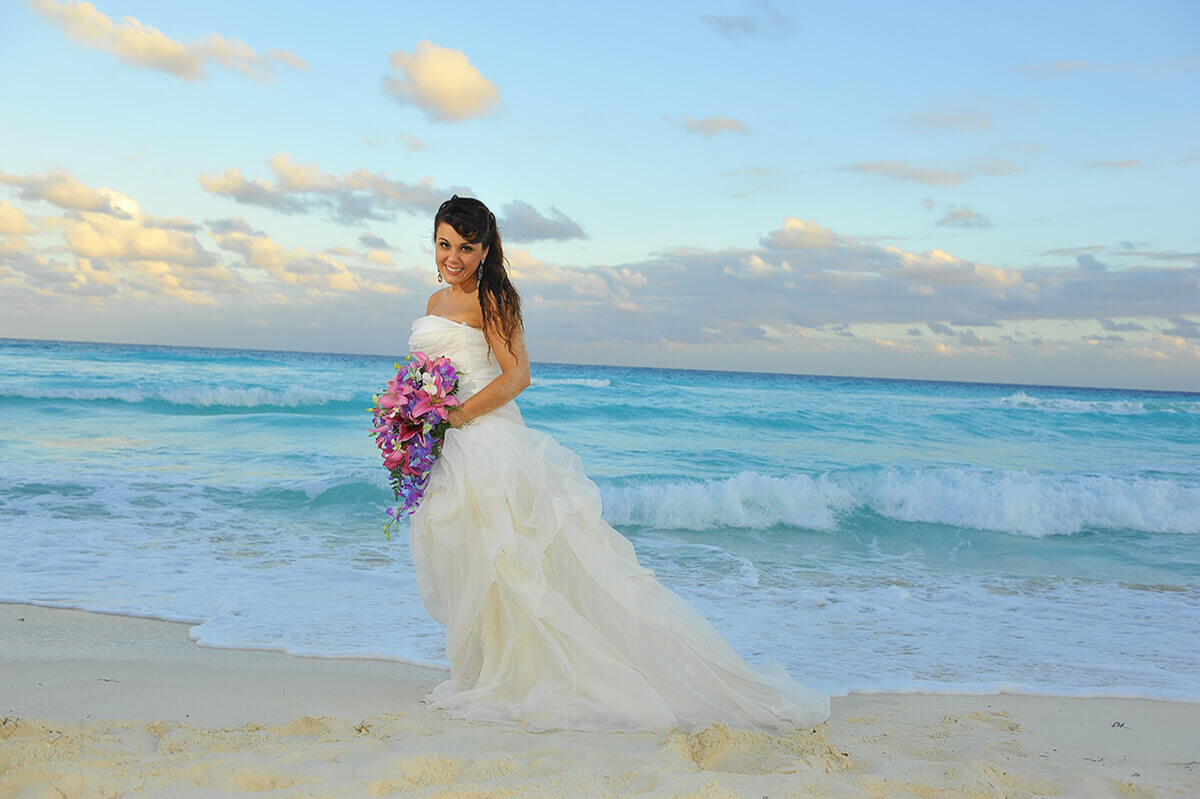 A Royal Wedding in Cancun