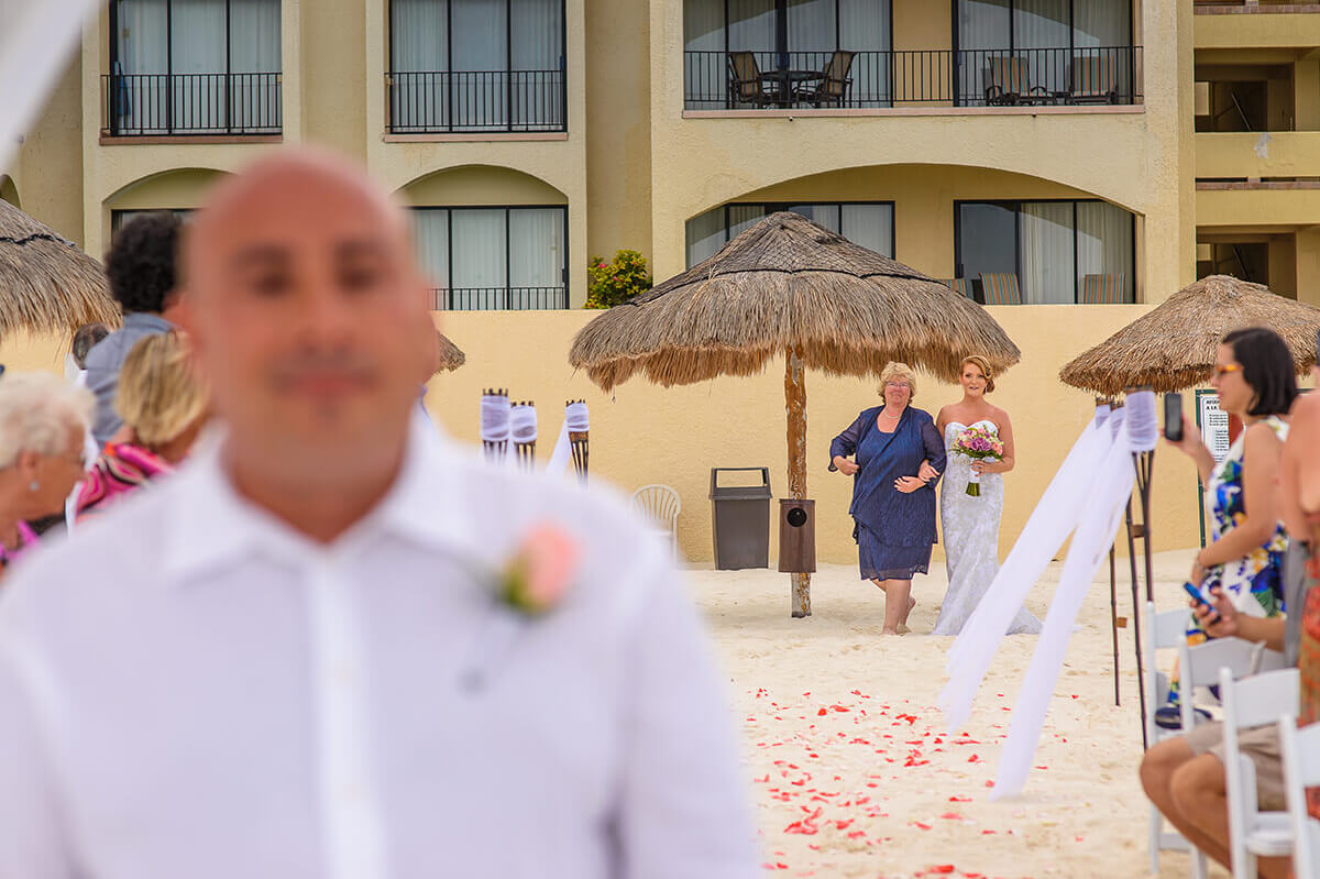 A Royal Wedding in Cancun
