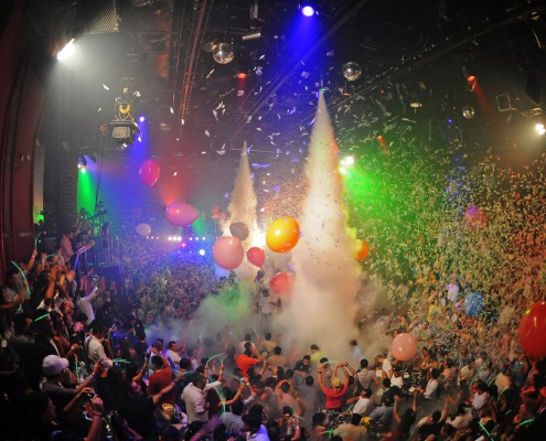 Coco Bongo Night Club Cancun and Playa Del Carmen