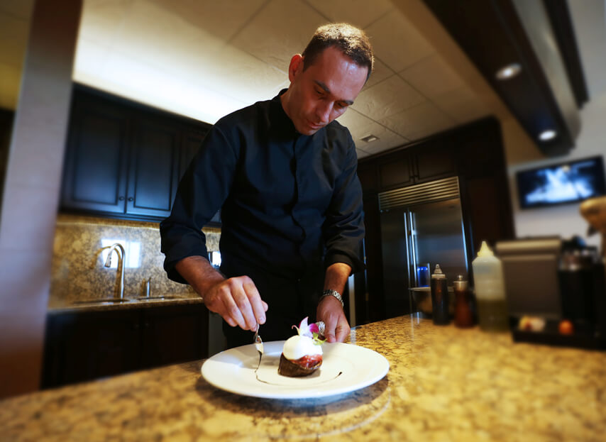 Grand Residences Executive Chef Yann Cozic named Caribbean Journal's Hotel Chef of the Year 2014
