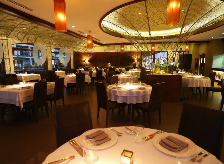 Grand Dining, El Faro Grill in the Top 50 Restaurants in the Caribbean