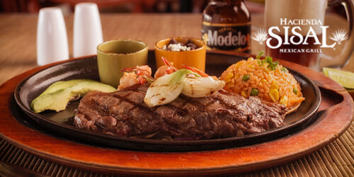 Hacienda Sisal, traditional Mexican food at a top Cancun restaurant