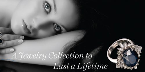 A Jewelry Collection to last a lifetime