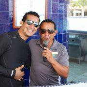 José Hernandez, Social Activities Host