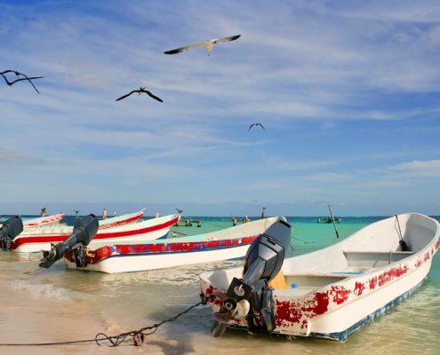 Puerto Morelos Quintana Roo, Mexico