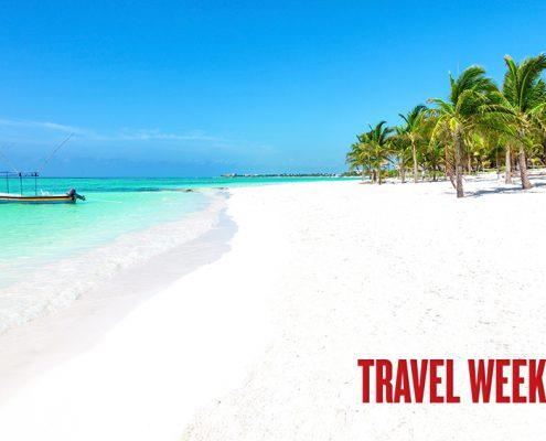 Riviera Maya wins a Travel Weekly Reader's Choice Award