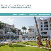Royal Resorts Rental Program managed by Royal Club Vacations