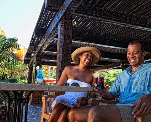 All inclusive Riviera Maya family vacation