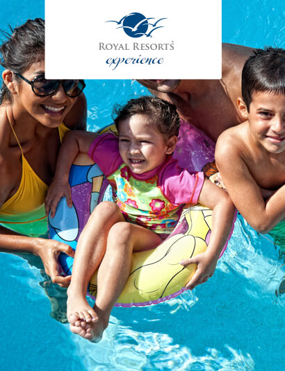 The Royal Experience - Family friendly resorts for a relaxed vacation. Avoid the party crowds.