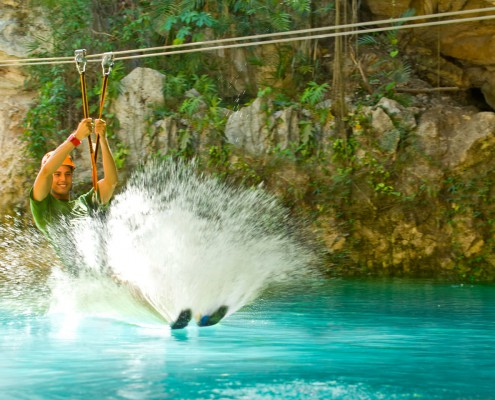 Tour Xplor Adventure Park Mexico - Zipe lines