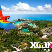 Tour to Xcaret park Mexico