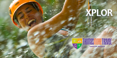 Xplor Park Mexico, the best activities in the Riviera Maya