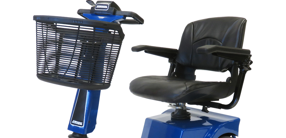 Motorized wheelchair scooter rentals