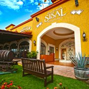 The Gran Salon at Hacienda Sisal for weddings and special events in Cancun