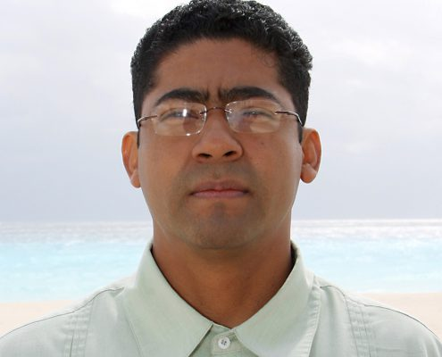 José Hernández, Guest Services Manager, The Royal Sands