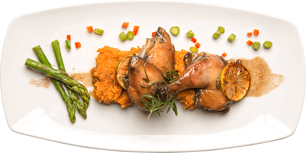 El Conquistador - Slow Roasted Spring Chicken