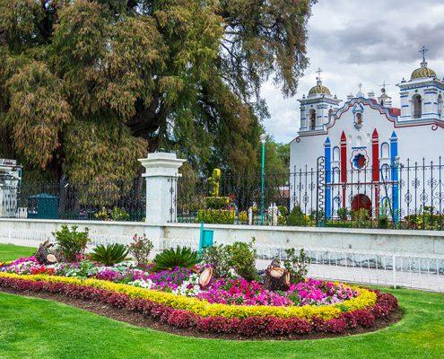 Santa María del Tule Oaxaca, Mexico