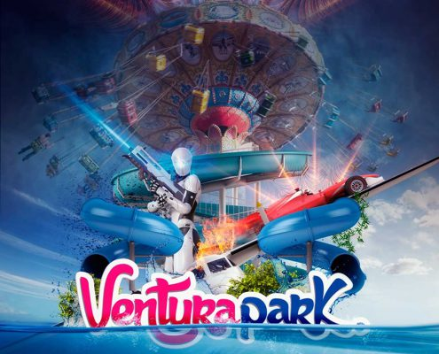 Ventura Park, Cancun's New Oceanfront Theme Park