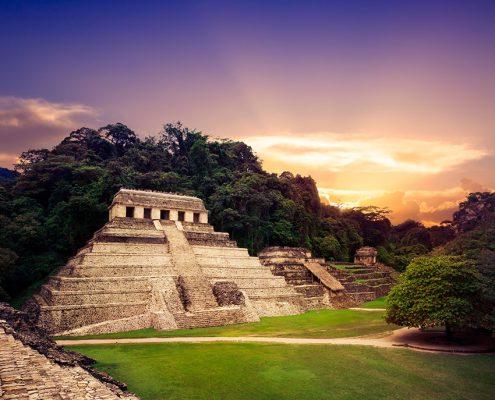 Palenque Chiapas, Mexico