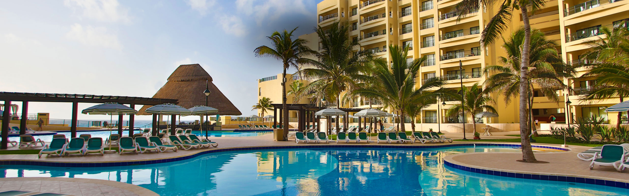 The Royal Sands Cancun family resort