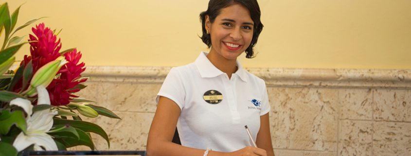 Your Personal Concierge will assist with anything you might need during your stay at the Royal Resorts