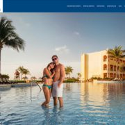 New Royal Resorts website
