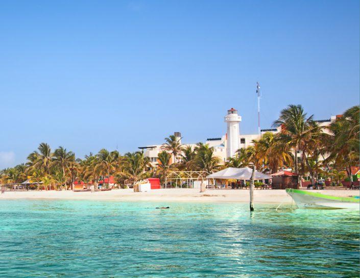 Isla Mujeres, Quintana Roo. Mexico