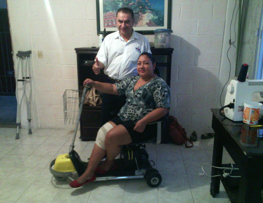 Giving Scooters To Cancun Families In Need Royal Resorts