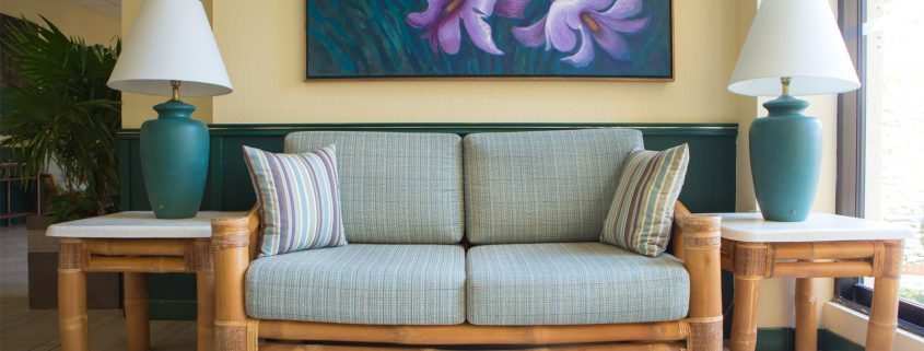 Perfect New Upholstery For Villa Furniture At The Royal Islander