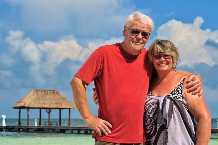Margaret and David H. from New Brunswick, Canada