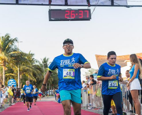 Third Royal Resorts Foundation Race