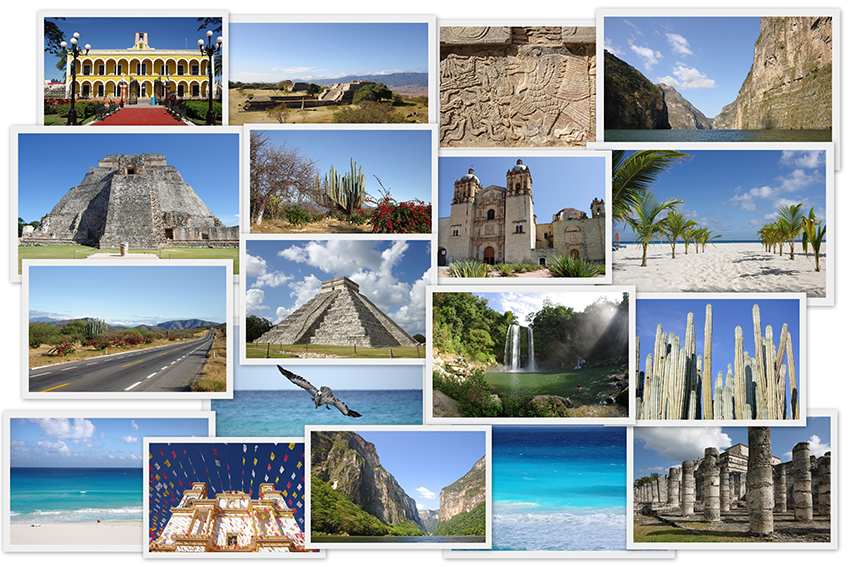 Mexico is now the sixth most visited country in the world - Royal