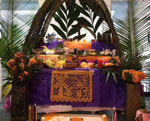 Resorts Dia de Muertos Altar Competition,
