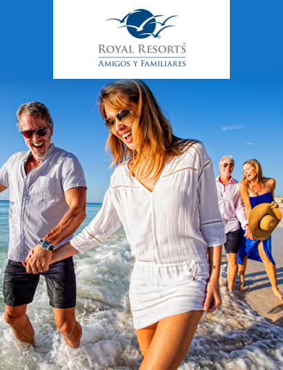 Royal Resorts Amigos y Familiares
